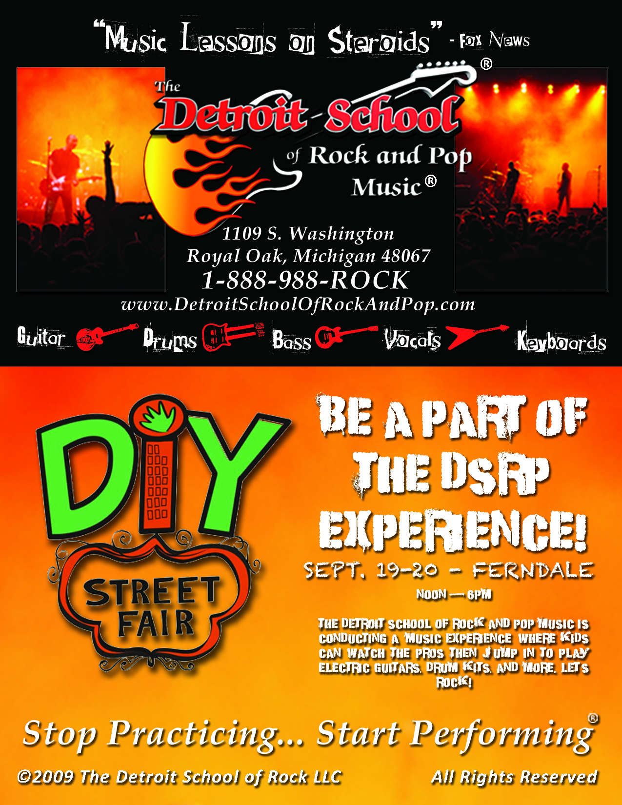 FERNDALE DIY STREET FAIR – September 19th and 20th